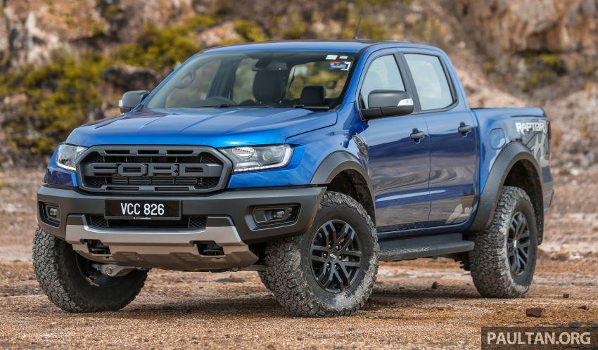 Ford Ranger Raptor coming to Malaysia – KLIMS 2018 Image #890281