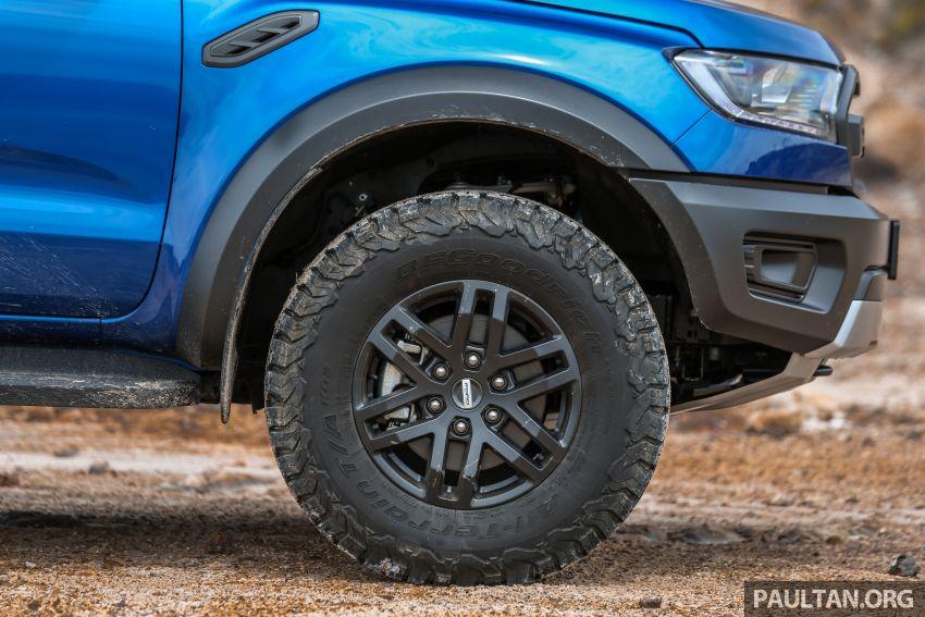 Ford Ranger Raptor kini tiba di Malaysia – KLIMS 2018 Image #890627
