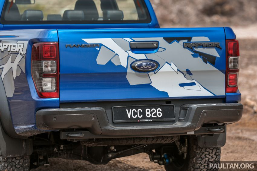 Ford Ranger Raptor kini tiba di Malaysia – KLIMS 2018 Image #890637