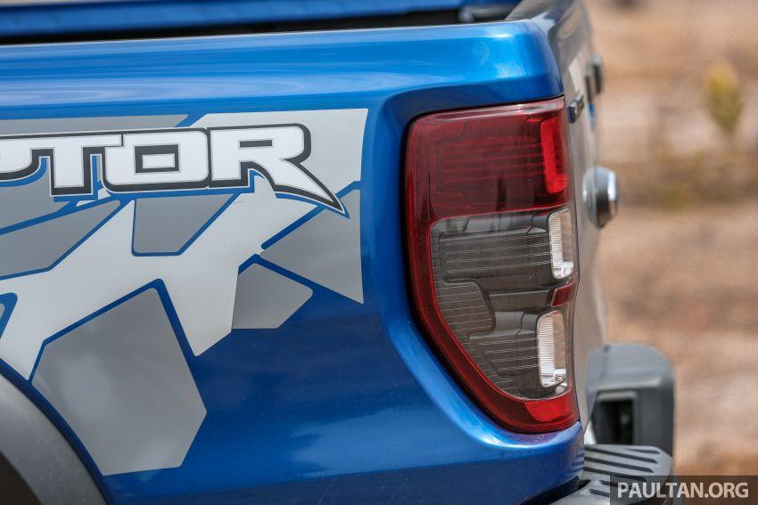 Ford Ranger Raptor kini tiba di Malaysia – KLIMS 2018 Image #890639