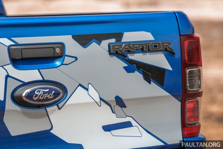 Ford Ranger Raptor coming to Malaysia – KLIMS 2018 Image #890313
