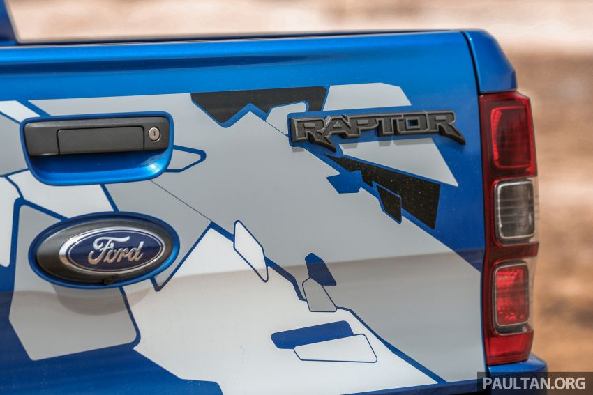 Ford Ranger Raptor kini tiba di Malaysia – KLIMS 2018 Image #890640