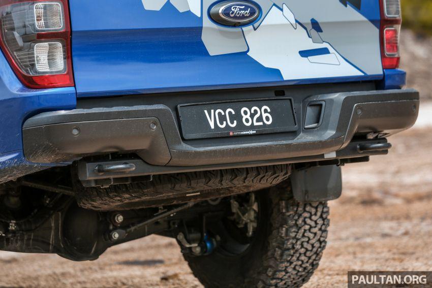 Ford Ranger Raptor kini tiba di Malaysia – KLIMS 2018 Image #890642