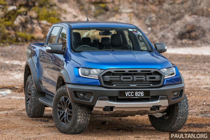 Ford Ranger Raptor kini tiba di Malaysia – KLIMS 2018 Image #890609