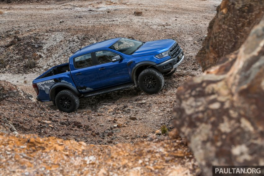 Ford Ranger Raptor kini tiba di Malaysia – KLIMS 2018 Image #890653