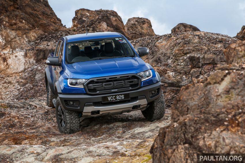 Ford Ranger Raptor kini tiba di Malaysia – KLIMS 2018 Image #890654
