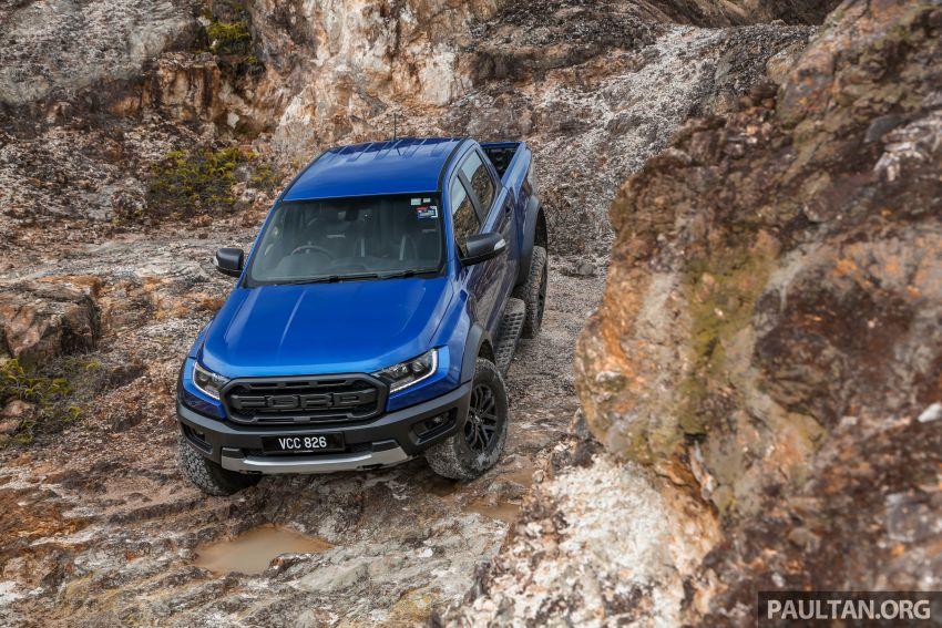 Ford Ranger Raptor kini tiba di Malaysia – KLIMS 2018 Image #890655