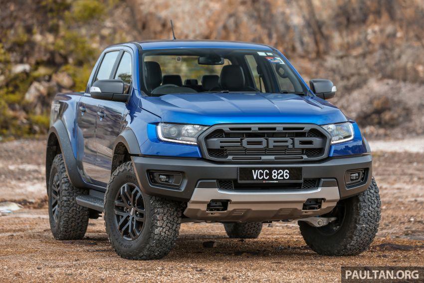 Ford Ranger Raptor kini tiba di Malaysia – KLIMS 2018 Image #890610