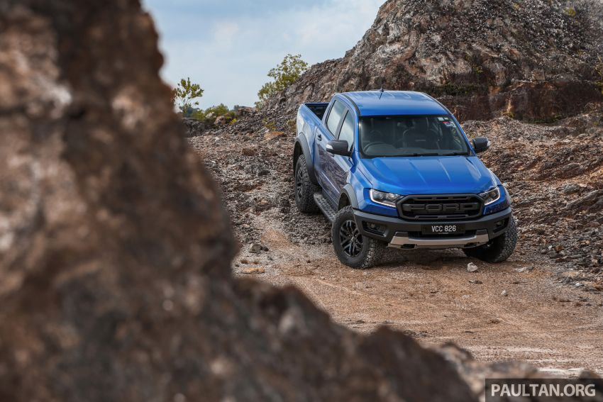 Ford Ranger Raptor kini tiba di Malaysia – KLIMS 2018 Image #890656