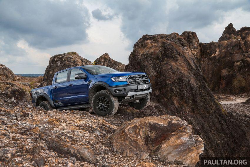 Ford Ranger Raptor coming to Malaysia – KLIMS 2018 Image #890330