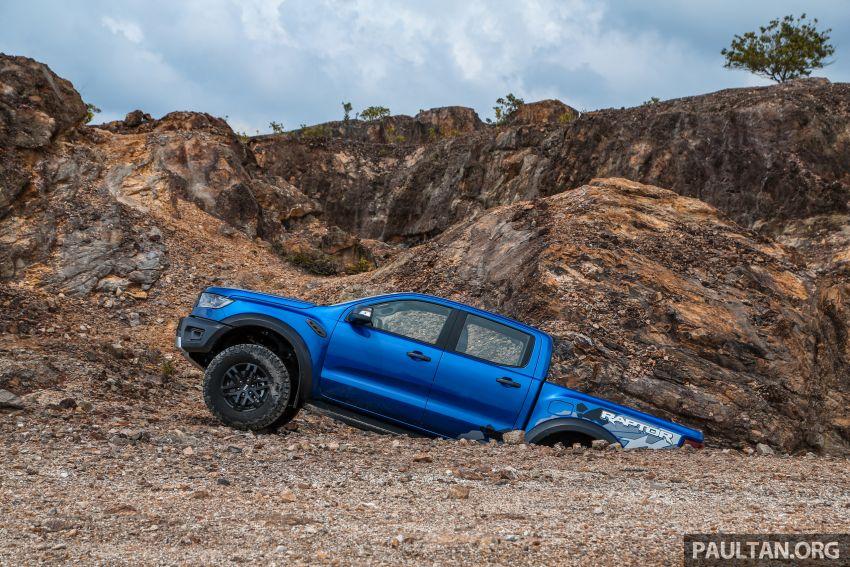 Ford Ranger Raptor kini tiba di Malaysia – KLIMS 2018 Image #890658