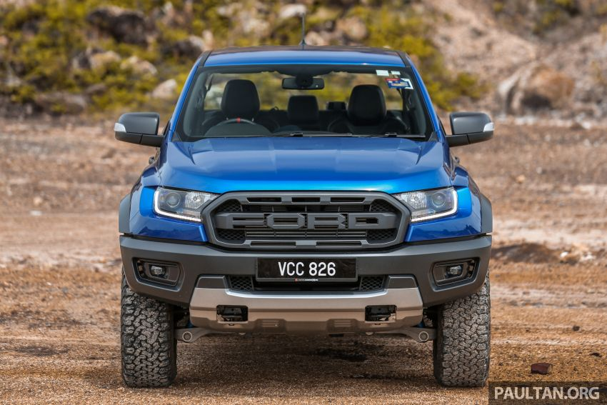 Ford Ranger Raptor kini tiba di Malaysia – KLIMS 2018 Image #890615