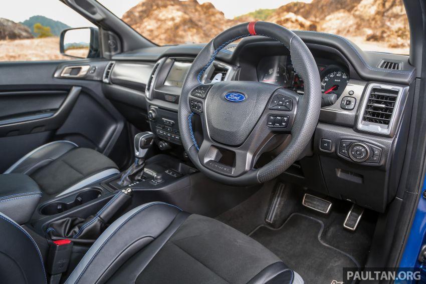 Ford Ranger Raptor kini tiba di Malaysia – KLIMS 2018 Image #890663