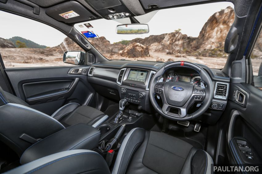 Ford Ranger Raptor coming to Malaysia – KLIMS 2018 Image #890359