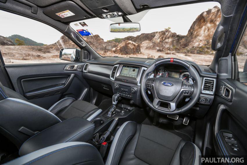 Ford Ranger Raptor kini tiba di Malaysia – KLIMS 2018 Image #890683