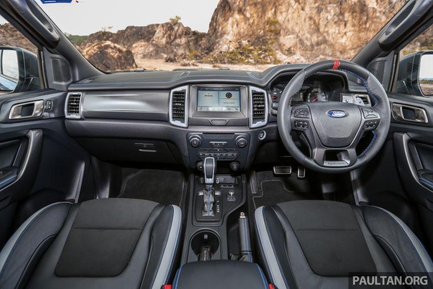 Ford Ranger Raptor kini tiba di Malaysia – KLIMS 2018 Image #890664