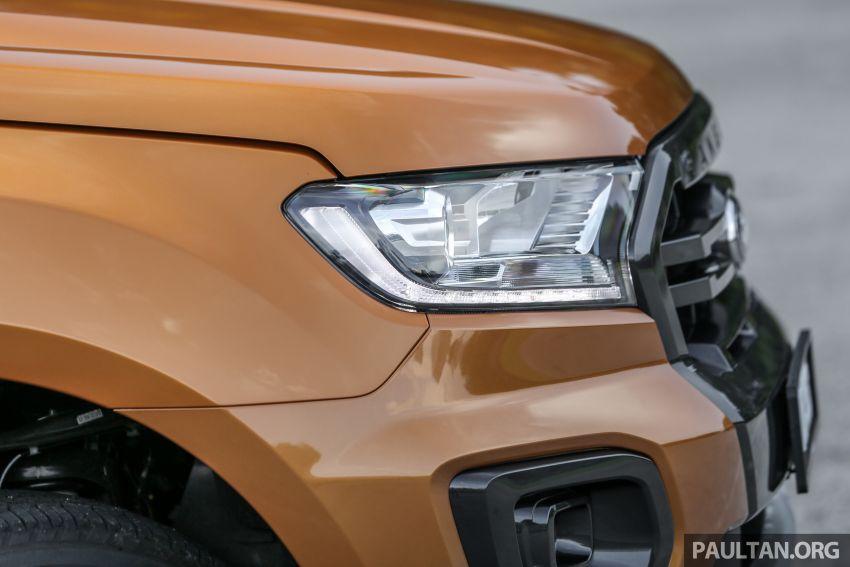 GALLERY: Ford Ranger – new 2019 facelift vs old 2016 Image #885376