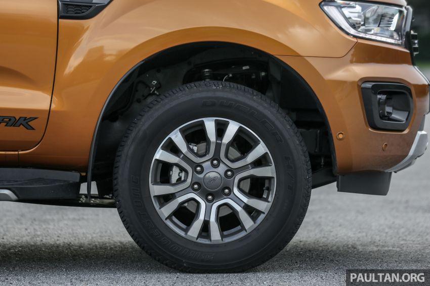 GALLERY: Ford Ranger – new 2019 facelift vs old 2016 Image #885381
