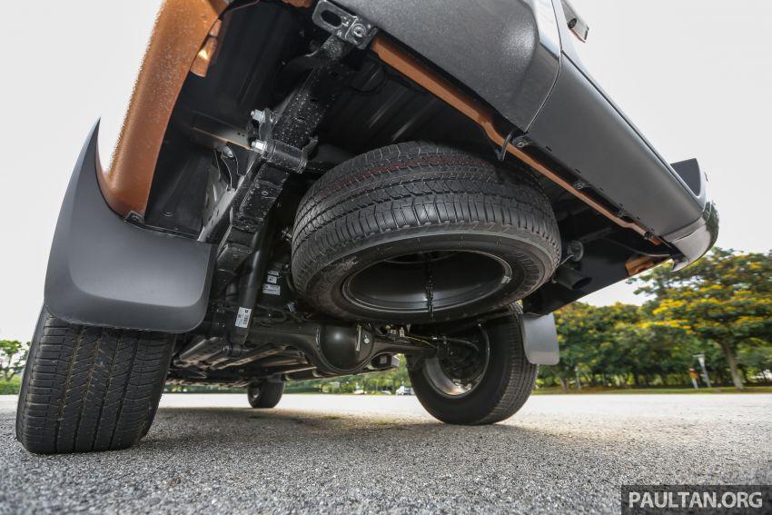 GALLERY: Ford Ranger – new 2019 facelift vs old 2016 Image #885413