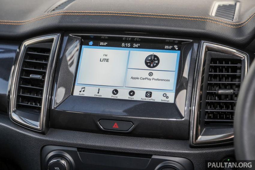 GALLERY: Ford Ranger – new 2019 facelift vs old 2016 Image #885426