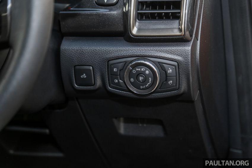 GALLERY: Ford Ranger – new 2019 facelift vs old 2016 Image #885434