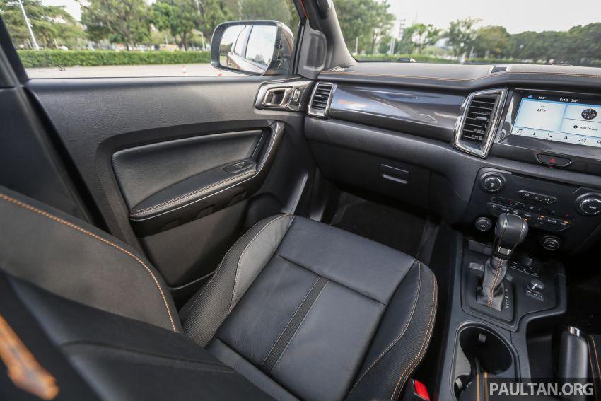 GALLERY: Ford Ranger – new 2019 facelift vs old 2016 Image #885438