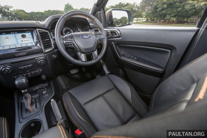 GALLERY: Ford Ranger – new 2019 facelift vs old 2016 Image #885439