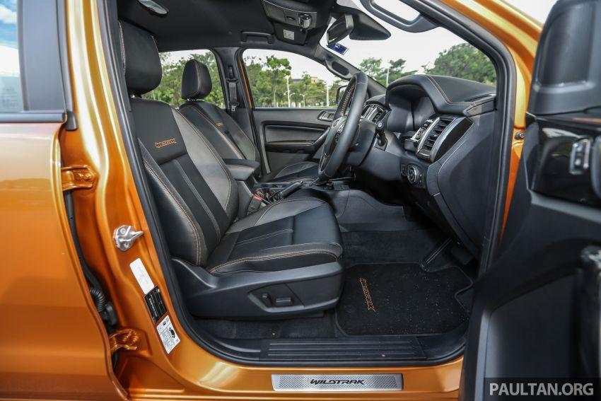 GALLERY: Ford Ranger – new 2019 facelift vs old 2016 Image #885442