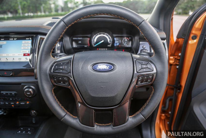 GALLERY: Ford Ranger – new 2019 facelift vs old 2016 Image #885417