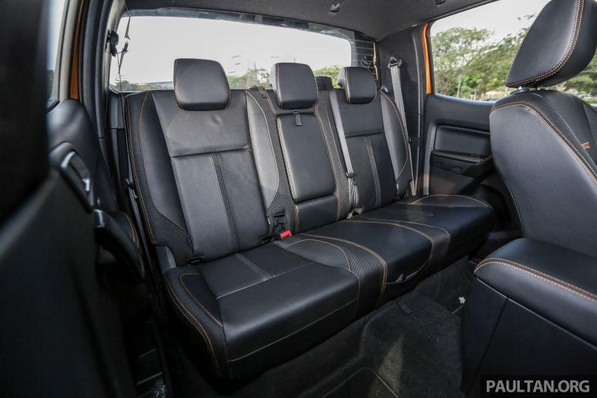 GALLERY: Ford Ranger – new 2019 facelift vs old 2016 Image #885451