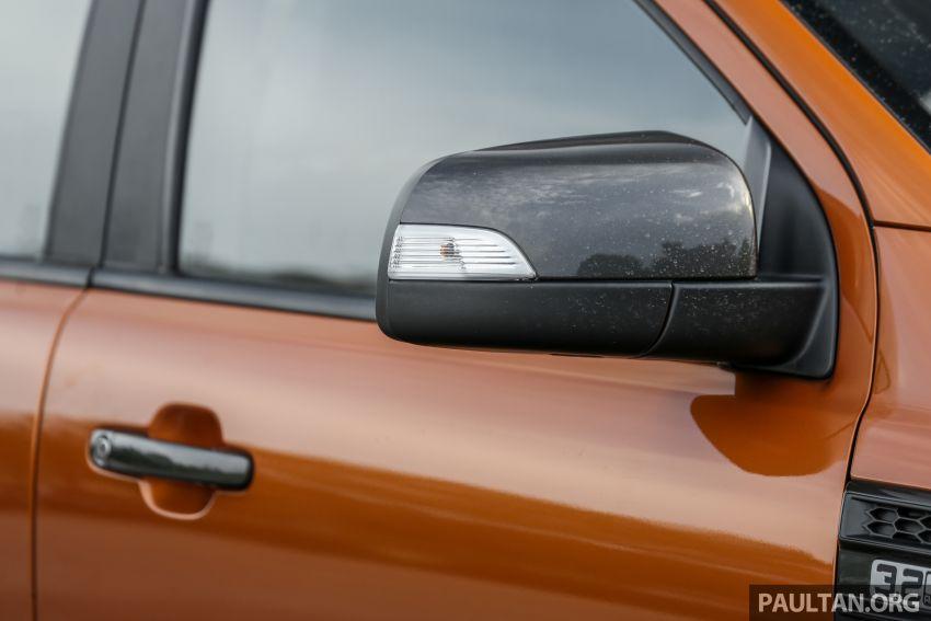 GALLERY: Ford Ranger – new 2019 facelift vs old 2016 Image #885479