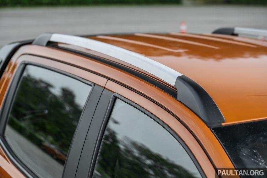 GALLERY: Ford Ranger – new 2019 facelift vs old 2016 Image #885482