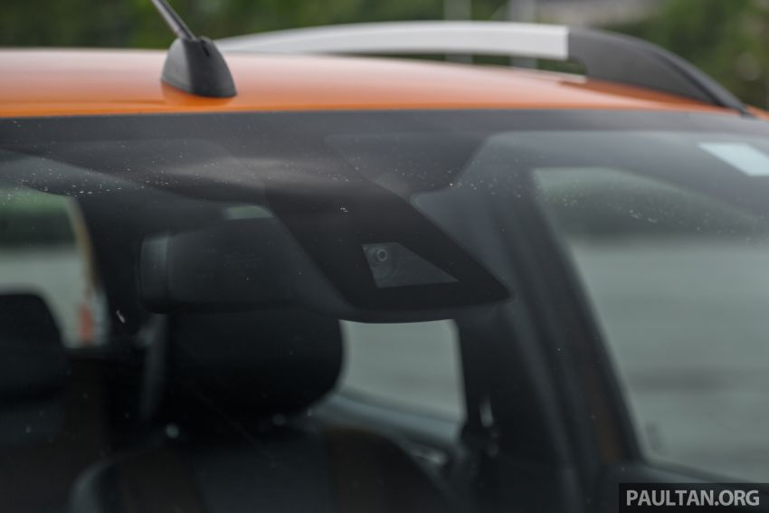 GALLERY: Ford Ranger – new 2019 facelift vs old 2016 Image #885483