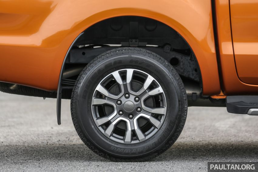 GALLERY: Ford Ranger – new 2019 facelift vs old 2016 Image #885484