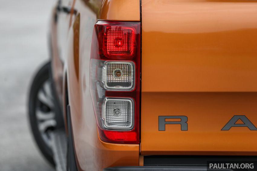 GALLERY: Ford Ranger – new 2019 facelift vs old 2016 Image #885486