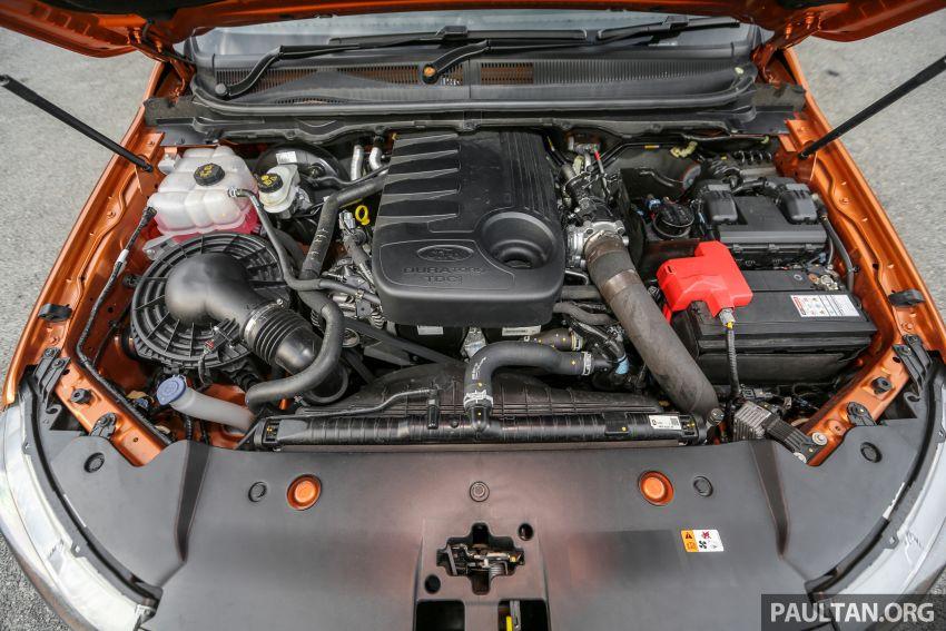 GALLERY: Ford Ranger – new 2019 facelift vs old 2016 Image #885493