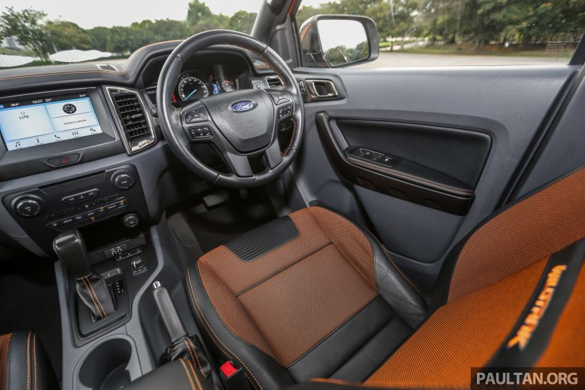 GALLERY: Ford Ranger – new 2019 facelift vs old 2016 Image #885518