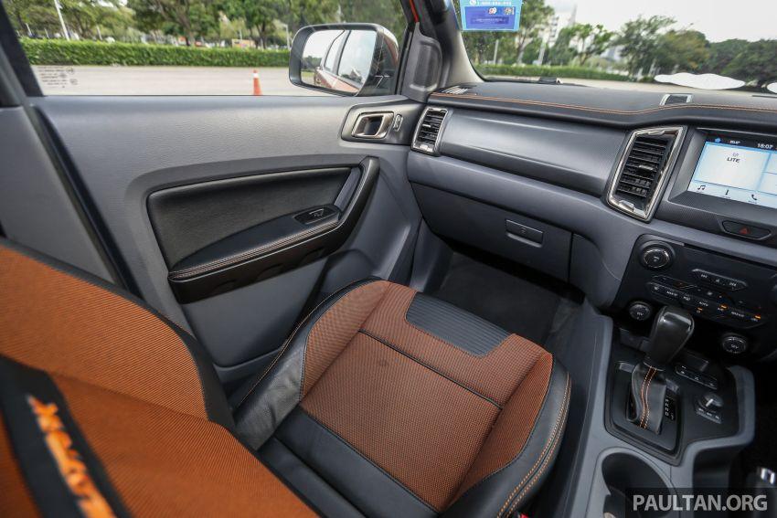 GALLERY: Ford Ranger – new 2019 facelift vs old 2016 Image #885520