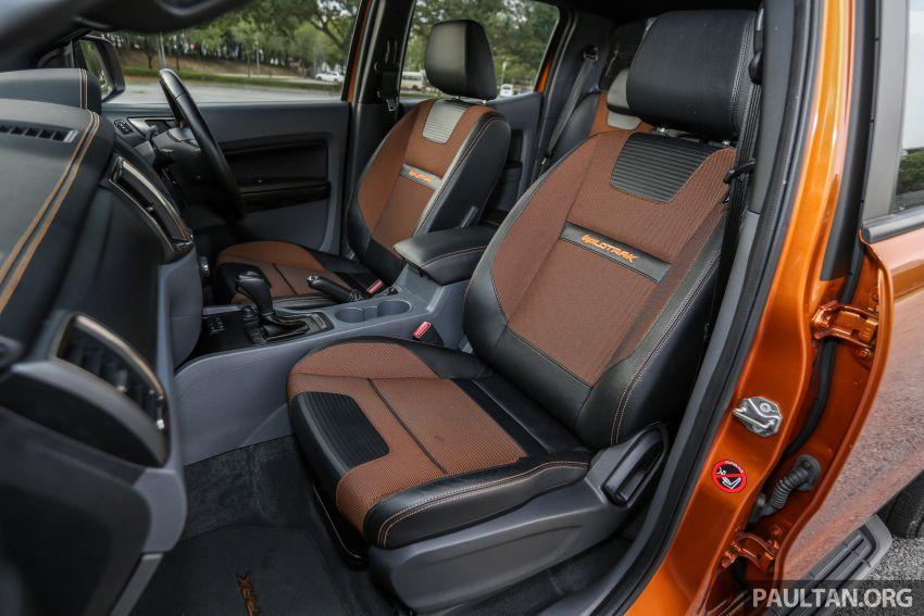 GALLERY: Ford Ranger – new 2019 facelift vs old 2016 Image #885525