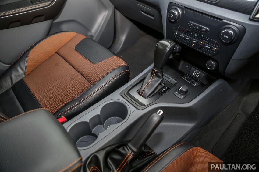 GALLERY: Ford Ranger – new 2019 facelift vs old 2016 Image #885507