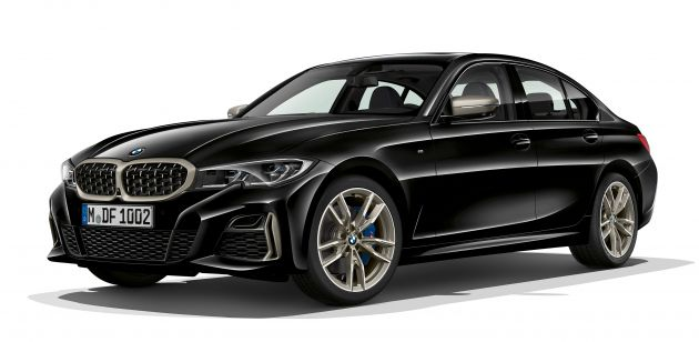 G20 Bmw M340i Xdrive 374 Hp 500 Nm 0 100 In 44s