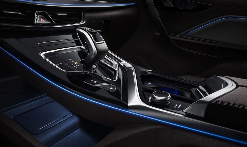 Geely Jiaji interior and first details revealed – Proton version due out in 2020, after SX11 arrives in 2019 Image #889405