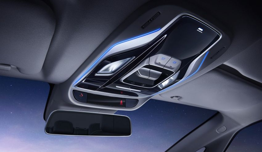 Geely Jiaji interior and first details revealed – Proton version due out in 2020, after SX11 arrives in 2019 Image #889403