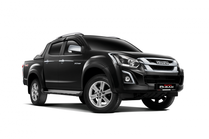 KLIMS18: Isuzu 1.9L Ddi BluePower engine, D-Max and MU-X concepts on display; accessories launched Image #895136