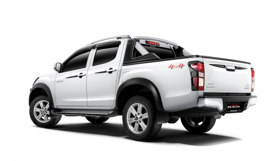 KLIMS18: Isuzu 1.9L Ddi BluePower engine, D-Max and MU-X concepts on display; accessories launched Image #895141