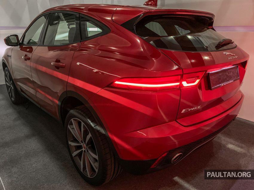 <em>paultan.org</em> PACE 2018: Jaguar E-Pace teaser preview Image #883442