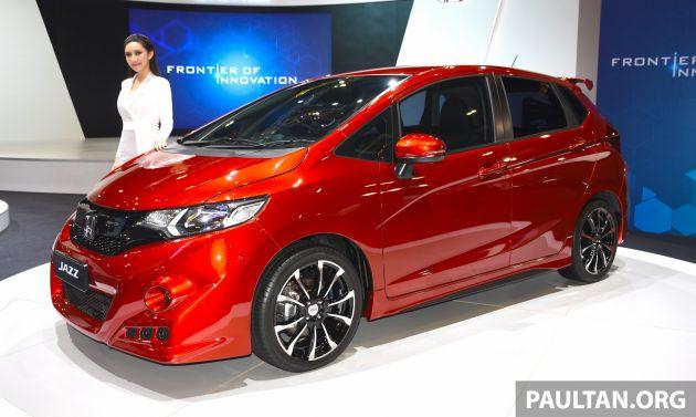 KLIMS18 Honda Jazz Mugen Concept Breaks Cover