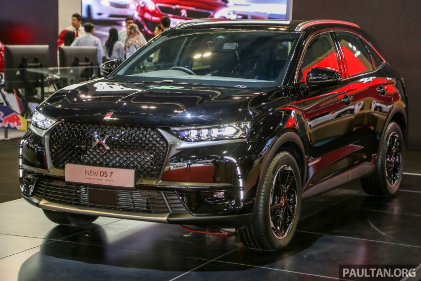 KLIMS18: DS7 Crossback officially previewed in M'sia Image #893226