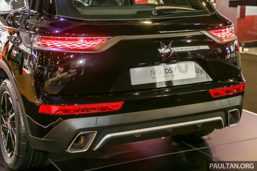 KLIMS18: DS7 Crossback officially previewed in M'sia Image #893273