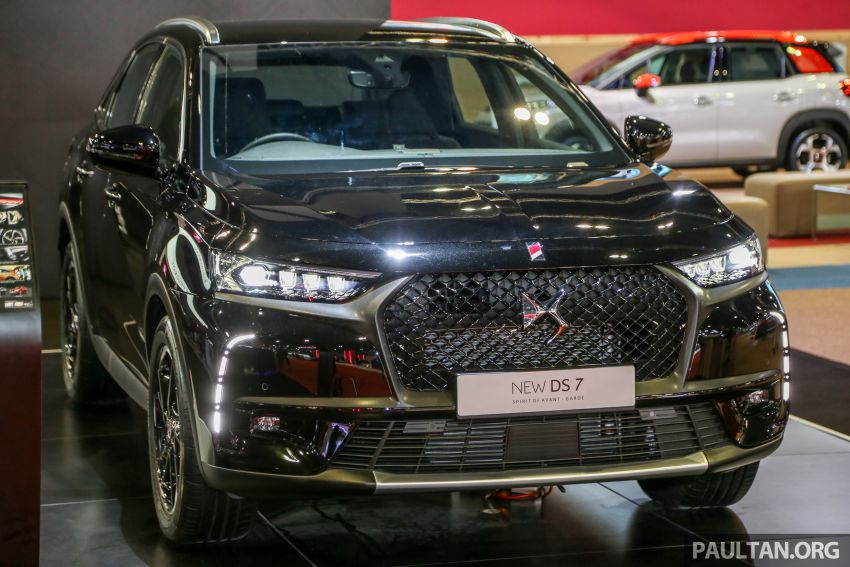 KLIMS18: DS7 Crossback officially previewed in M'sia Image #893228